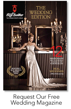 Request Our Free Wedding Magazine