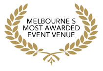 Melbourne's Most Awarded Event Venue
