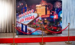 Christmas Party Venue Melbourne - Las Vegas Theme