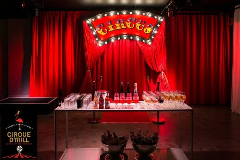 Party Venues in Melbourne - Circus Theme
