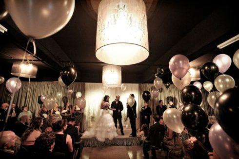 Wedding Ceremony & Reception  Venue Melbourne - Red Scooter Unique Events Venue
