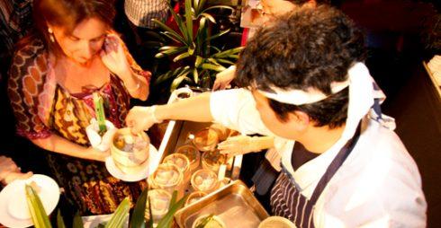 Food Cart Menu For Events - Asian Dumplings