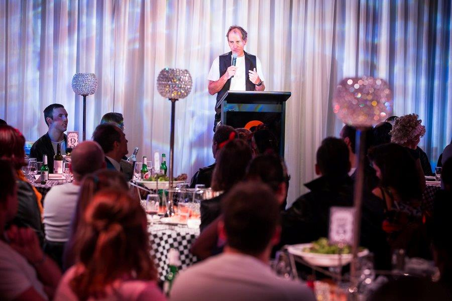 Who Should You Hire to Keynote Your Corporate Events?  Venue Melbourne - Red Scooter Unique Events Venue