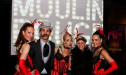 Venue Hire in Melbourne - Moulin Rouge Theme