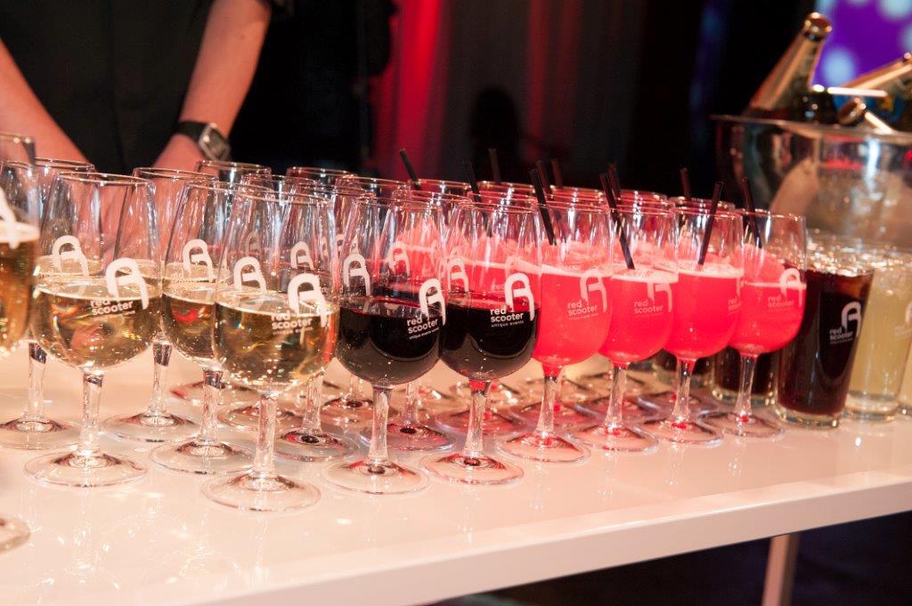 Drinks for Your University Balls  Venue Melbourne - Red Scooter Unique Events Venue