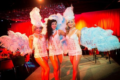 The Best Work Christmas Party Ideas Are Crazy! Burlesque Entertainment
