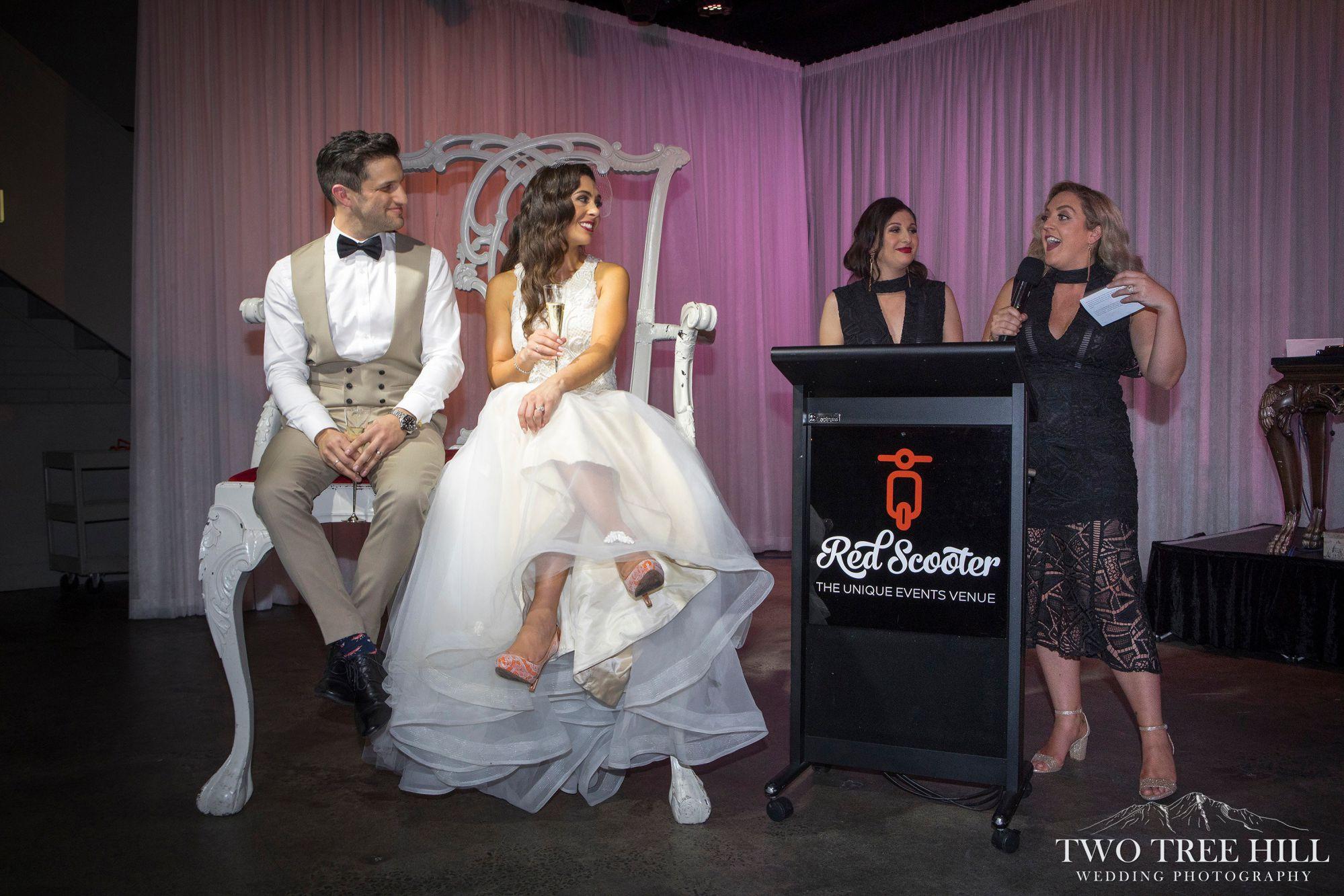 Non traditional wedding venues