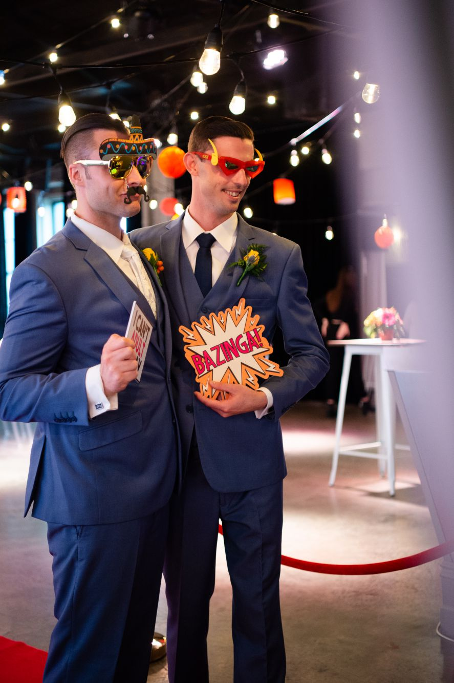 non traditional weddings
