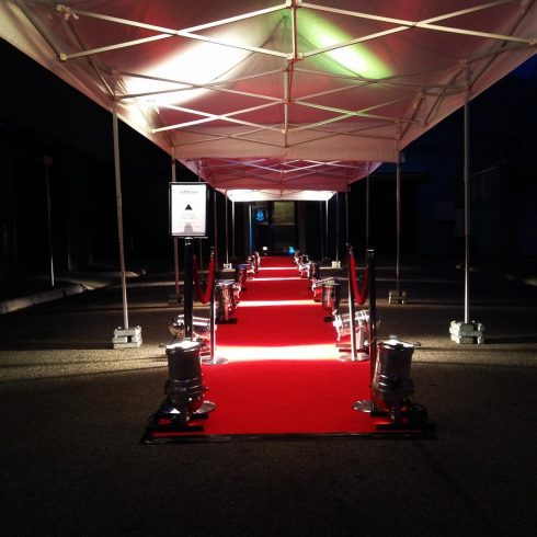 Themed Events Melbourne - Red Carpet Arrival