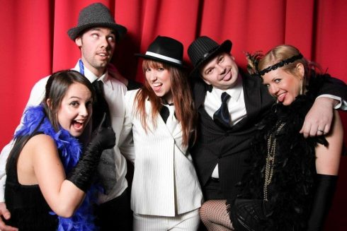 Themed Events Melbourne - Gangsters & Flappers