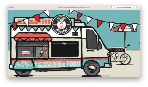Indoor Food Carts For Events in Melbourne