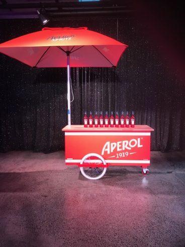10 Food and Bar Cart Theme Ideas  Venue Melbourne - Red Scooter Unique Events Venue
