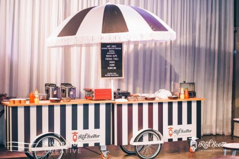 Food Carts For Events In Melbourne