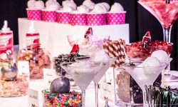 Ice Cream Sundae Food Cart For Events