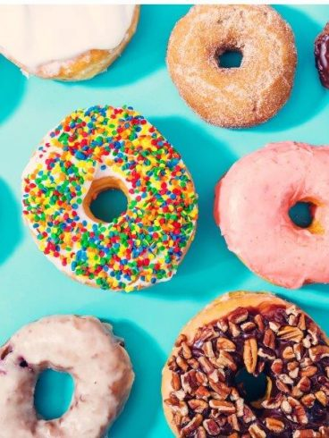 Donut Food Carts For Events