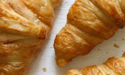 Food Cart Menu For Events - Croissants