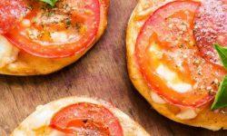 Food Cart Menu For Events - Pizza