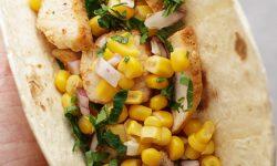 Food Cart Menu For Events - Tacos