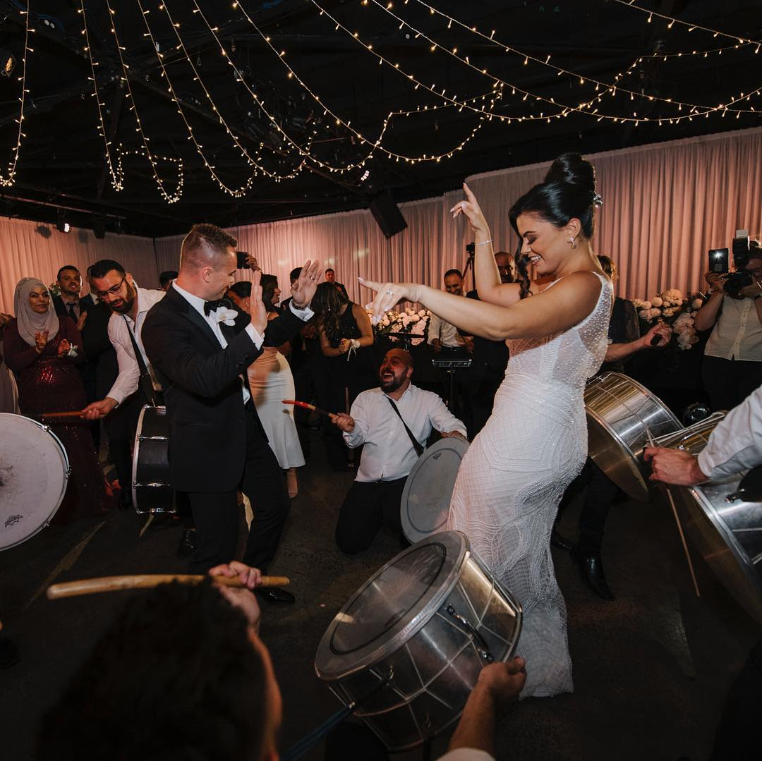 Wedding Ceremony And Reception Melbourne: Red Scooter Unique Events Venue