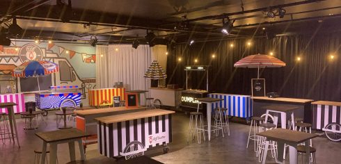 Food Carts For Events