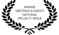 Award Winning Venue - Speciality Venue