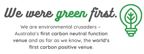 Sustainable Function Rooms Melbourne