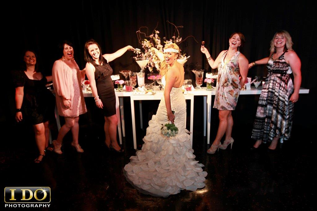 Awesome Alternatives to Wedding Cakes  Venue Melbourne - Red Scooter Unique Events Venue