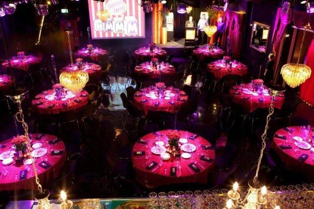 The Best Work Christmas Party Ideas Are Crazy!  Venue Melbourne - Red Scooter Unique Events Venue