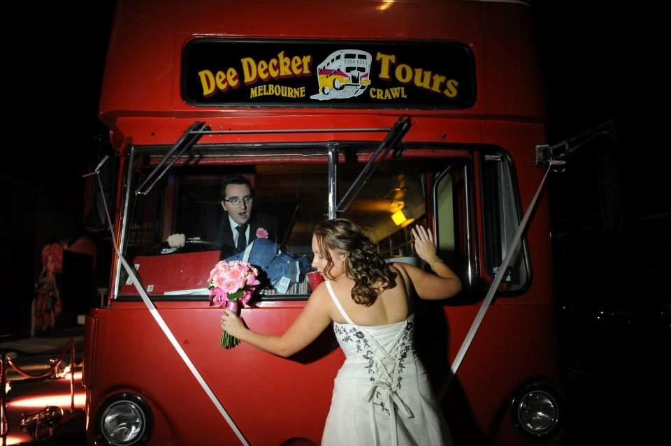 Creative Ways to Make Your Wedding Your Own  Venue Melbourne - Red Scooter Unique Events Venue