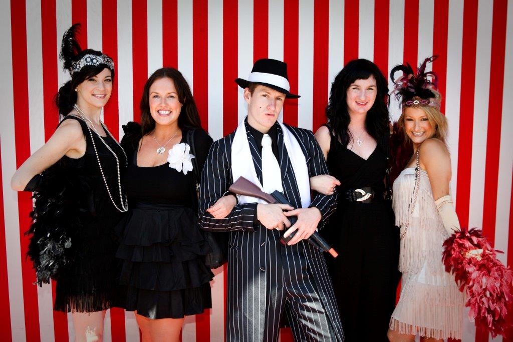 The Jazz Age Theme for Birthday Party Venues