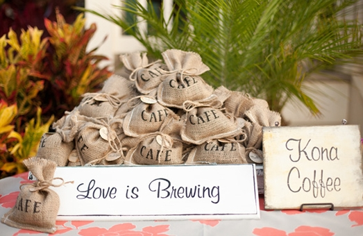 Great Edible Wedding Favours