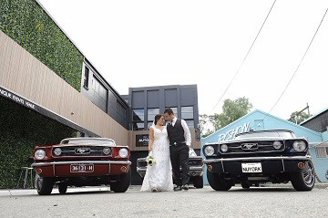 Mustang Wedding Cars