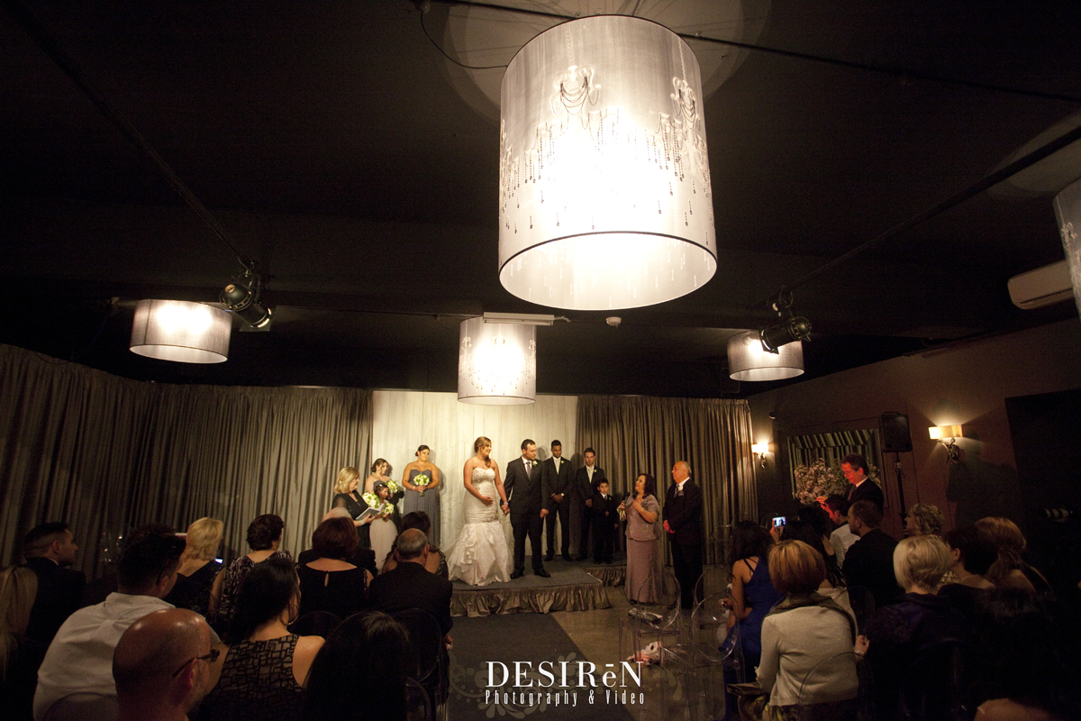 Non traditional wedding ceremony melbourne