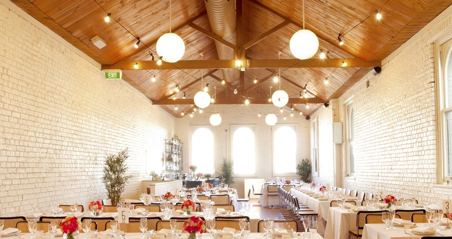 Looking for a Wedding Ceremony Venue in Melbourne's Inner North?  Venue Melbourne - Red Scooter Unique Events Venue