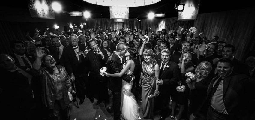 Real Wedding Reception