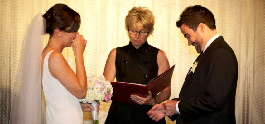 Sascha & Kevin's Wedding Ceremony