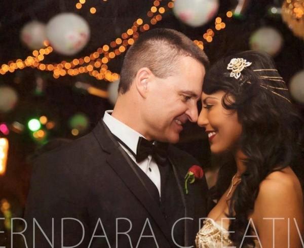 Sharon and Stephen Wedding