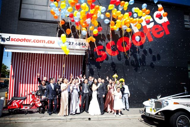 Why you should choose a wedding venue outside the CBD