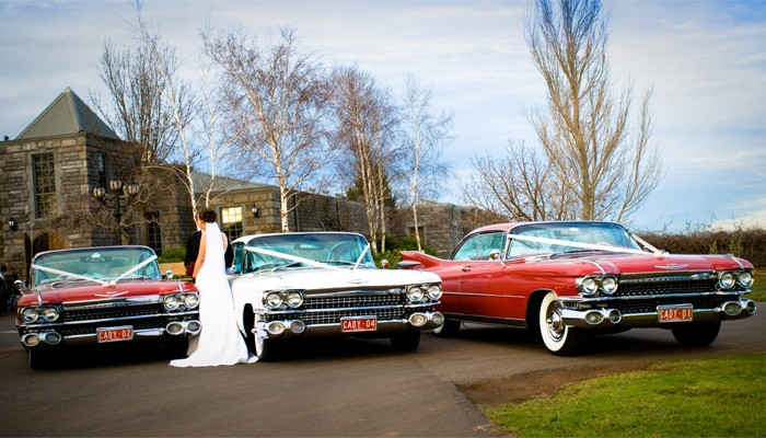 Wedding Vendors Review – The Caddyman  Venue Melbourne - Red Scooter Unique Events Venue
