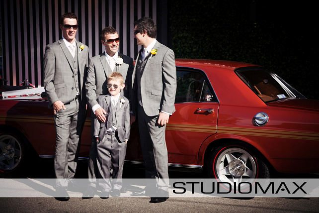 Wedding Vendors Review - STUDIOMAX  Venue Melbourne - Red Scooter Unique Events Venue