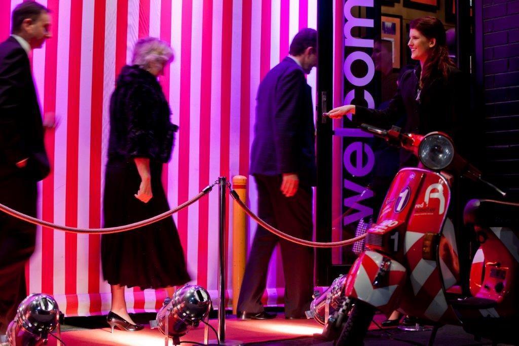 Make The Right Choice  Venue Melbourne - Red Scooter Unique Events Venue
