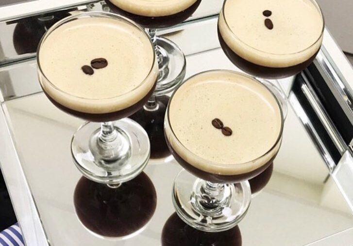 Drinks for Your Functions In Melbourne - Espresso Martinis