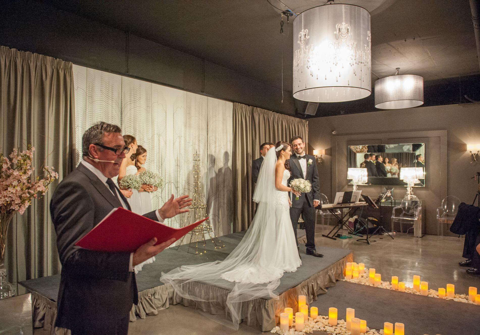 Ceremony Venue in Melbourne