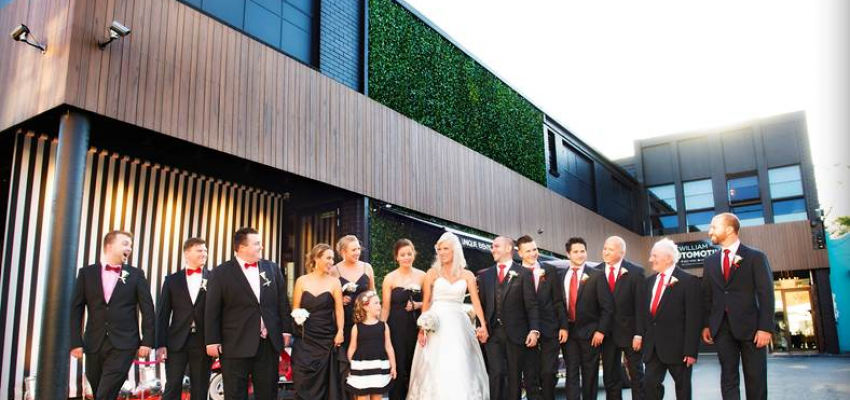 Wedding Ceremony Venues Melbourne