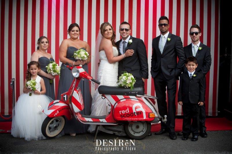 Trim Your Wedding Budget  Venue Melbourne - Red Scooter Unique Events Venue